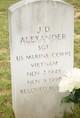 J. D. Alexander