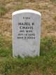 Profile photo:  Hazel R Chavis