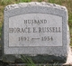 Horace E. Russell