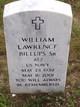 Profile photo:  William Lawrence Billups Sr.