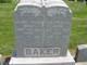 Adaline Eliza <I>Sperry</I> Baker