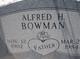 Profile photo:  Alfred H Bowman
