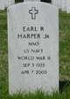 Earl Ralph Harper, Jr