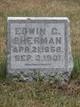 Edwin George Sherman