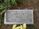 Mary Elma <I>Mendenhall</I> Page