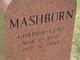 Gordon Gene Mashburn