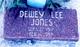 Dewey Lee Jones