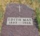Edith Mae <I>Noble</I> Addison