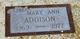 Mary Ann Addison