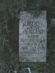 "Martha I. ""Mattie"" <I>Seward</I> Bland"