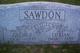 Lillian Edna <I>Dickinson</I> Sawdon
