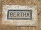 Bertha E. <I>McKinnon</I> Jack