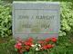 """John J. """"Jackie"""" Albright"""