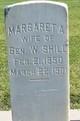 Margaret Amanda <I>Mathews</I> Shill