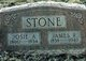 Josephine Ann <I>Sanders</I> Stone
