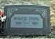 Montie Mae <I>Hill</I> Stone