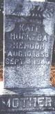 Catherine Anderson Guin <I>Huckeba</I> Hendon