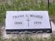Frank Comerford Walker