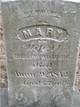 Mary <I>Yale</I> Williams