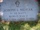 "Joseph L. ""Joe"" Novak"