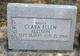 Clara Ellen <I>Forehand</I> Allison