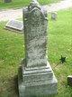 Profile photo:  Julia A <I>Coffin</I> Bliss