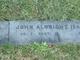 PVT John Albright