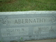 Profile photo:  Marry Elizabeth <I>Kirn</I> Abernathy