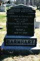 Gertrude C <I>Christian</I> Barnhart