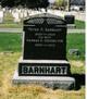 Hannah E <I>Coddington</I> Barnhart