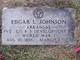 Edgar L. Johnson