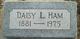 Daisy L Ham