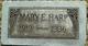 Mary E Harp
