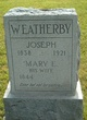 Joseph Weatherby