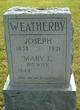 Mary Ellen <I>Simpson</I> Weatherby