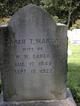 Sarah T <I>Martin</I> Baker