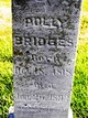 "Profile photo:  Mary ""Polly"" <I>Arnold</I> Bridges"