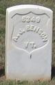 Profile photo: Pvt Allen J Benson