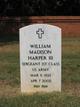 William Madison Harper, III
