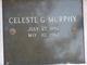 Profile photo:  Cecelia Celeste <I>Granice</I> Murphy