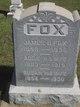 """Profile photo:  Adeline Smith """"Addie"""" <I>Buhrman</I> Fox"""