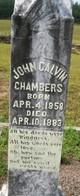John Calvin Chambers