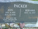 Profile photo:  Ann <I>Miller</I> Packer