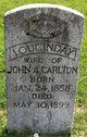 Loucinday C <I>Williams</I> Carlton
