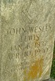 John Wesley Lewis