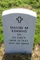 Profile photo:  David M Eddins