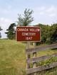 Canada Hollow Cemetery