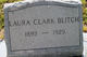Laura <I>Clark</I> Blitch