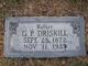 G. Parker Driskill