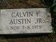 Calvin F. Austin, Jr